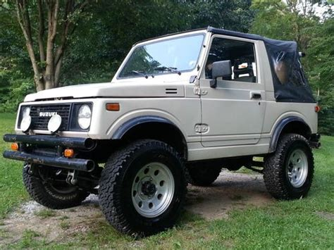 jeep samurai rotativo buy used 1988 suzuki samurai 1 9 turbo diesel jeep in