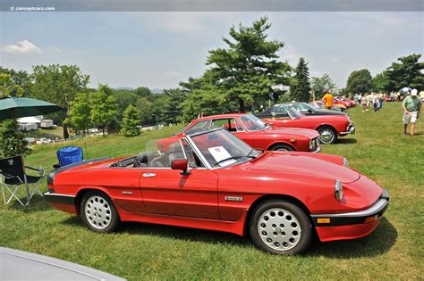 Alfa Romeo 1986 by 1986 Alfa Romeo Spider Photos Informations Articles