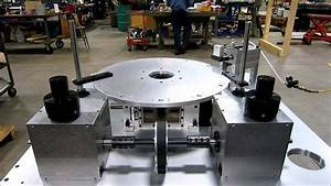 Stelron Rotary Assembly Dial Chassis - YouTube