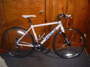 Fuji Absolute Flat Bar Road Bike