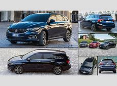 Fiat Tipo Station Wagon 2017 pictures, information & specs