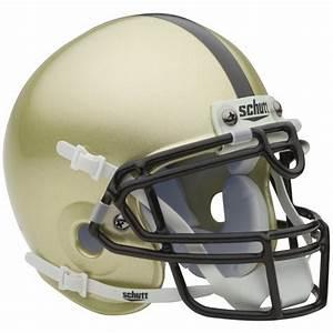 Schutt Army Black Knights Mini Football Helmet 720103400