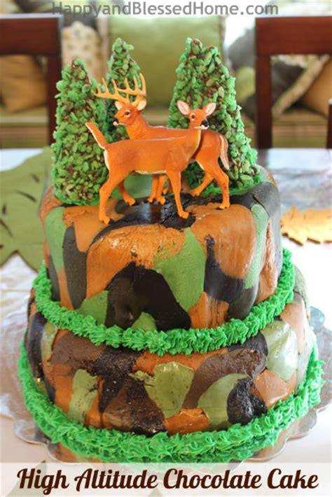 bake  perfect high altitude chocolate cake