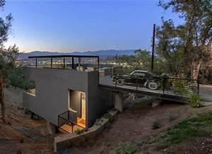 Maison Los Angeles : splendide maison sur une falaise 2tout2rien ~ Melissatoandfro.com Idées de Décoration