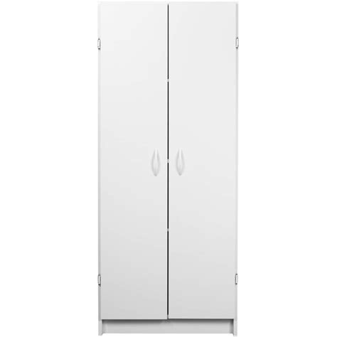Walmart White Pantry Cabinet by The Closetmaid 4 Shelf Pantry Cabinet Pantry