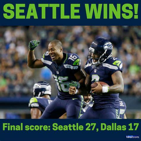 final score cowboys  seahawks  check  game