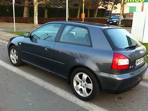 Audi A3 Grise : troc echange audi a3 tdi 130cv bv6 2002 225000km gris dauphin sur france ~ Melissatoandfro.com Idées de Décoration