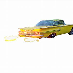 Chevy Early Chevy Autoloc Flame Thrower Kit  Single Exhaust  1949-1954