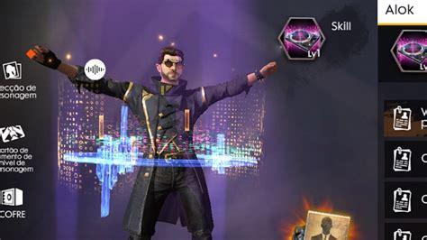 novo sistema de voz dos personagens   fire