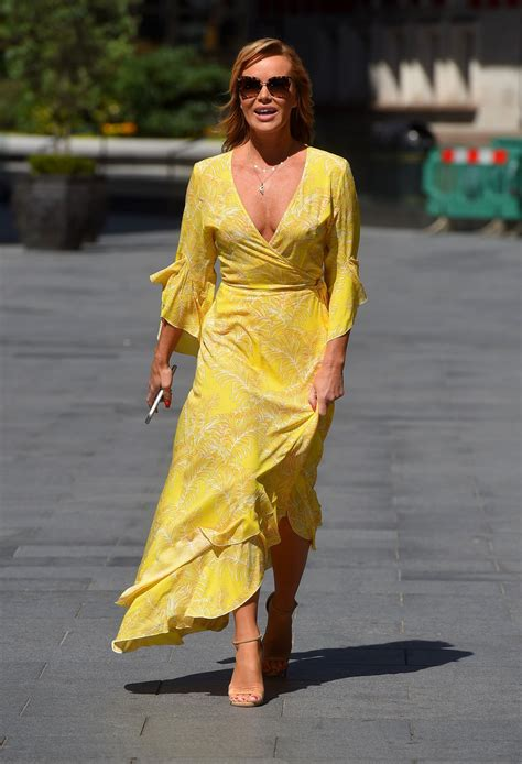 Welcome to amanda's official facebook page! AMANDA HOLDEN Leaves Global Studios in London 06/22/2020 - HawtCelebs
