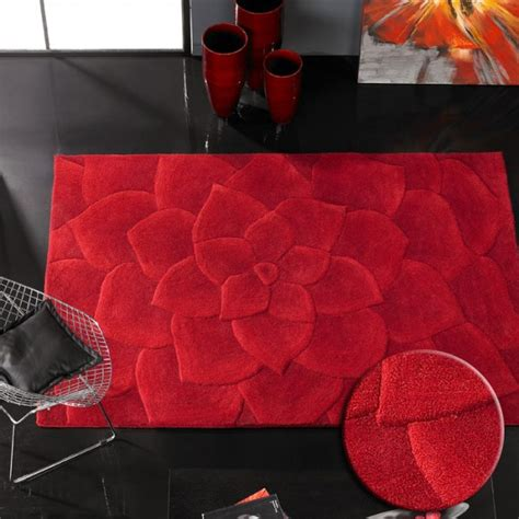 promotions tapis design carving tapis chic le