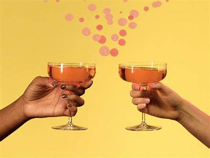 Cheers Drink Wine Happy Chandon Gifs Giphy
