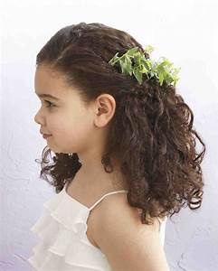 Flower Girl Hairstyles That Are Cute and Comfy Martha Stewart Weddings