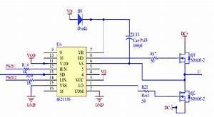 Mosfet Driver Module Circuit