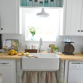 drop  farmhouse kitchen sink foter