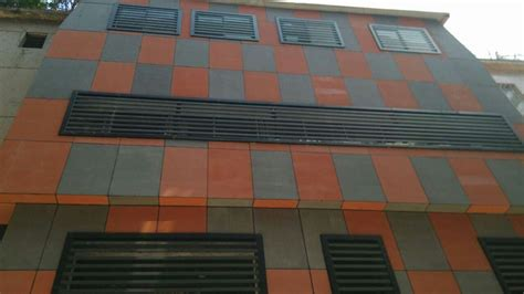 mm colored specification fibre cement cladding sheet