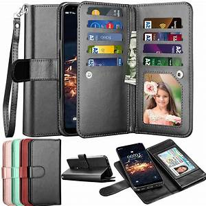 For Lg Stylo 4  5x  Stylo 6 Wallet Leather Phone