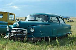 Junkyard Find: 1951 Nash Airflyte - The Truth About Cars
