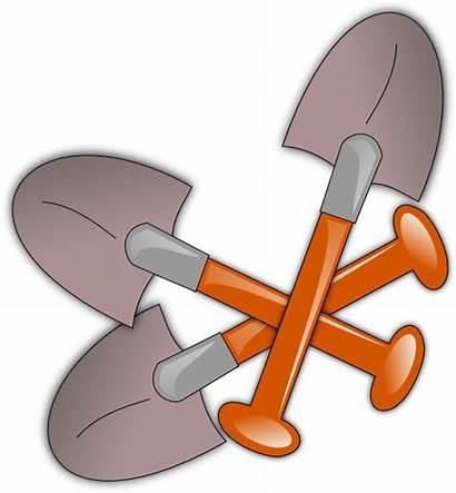 Gardening Clipart Garden Clip Shovel Spade Tool