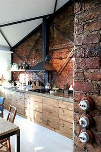 17 meilleures idees a propos de murs de briques rouges sur With idee de plan de maison 11 les briques de parement et les briques apparentes