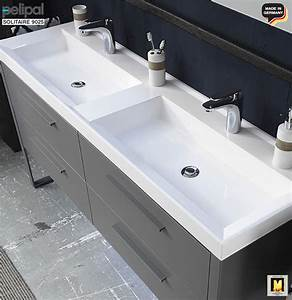 Waschtisch Mit Unterschrank 160 Cm : pelipal solitaire 9025 waschtisch set 160 cm mineral doppel waschtisch unterschrank 4 ~ Bigdaddyawards.com Haus und Dekorationen
