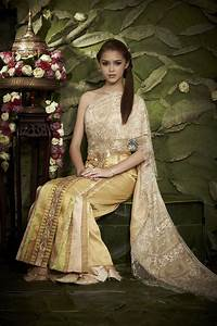 pin by 2bbride thailand wedding magazine on thai wedding With thai traditional wedding dress