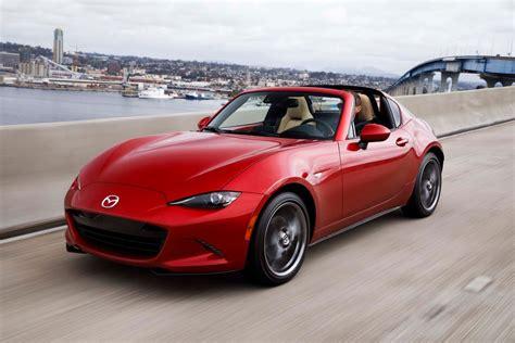 Mazda Mx 5 Miata Rf by 2017 Mazda Mx 5 Miata Rf Automatic Review 8 Things To
