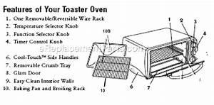 Oster 6052 Parts List And Diagram   Ereplacementparts Com
