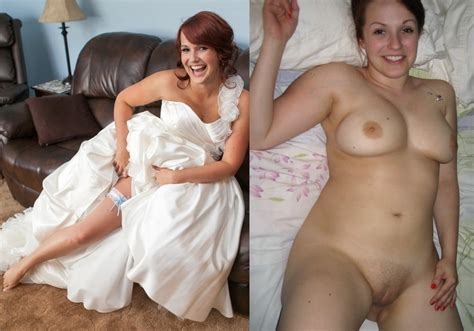 Dressed Undressed Brides 27 Pics Xhamster
