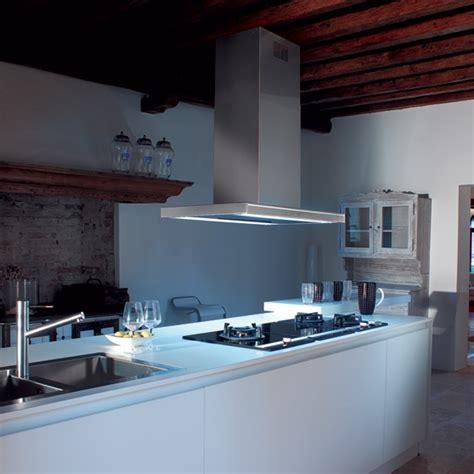 aspiration cuisine hotte îlot lumina nrs 90cm aspiration péétrale 800m3 h