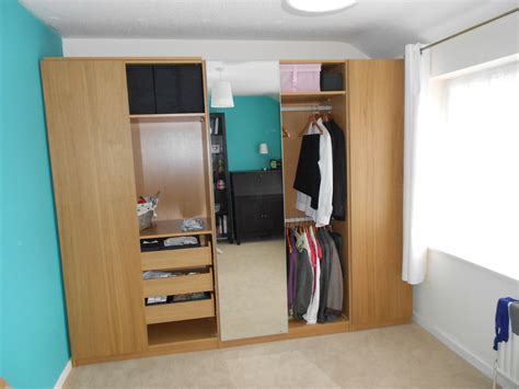 Wooden Wardrobe With Shelves by 15 Photos Wardrobe With Drawers And Shelves Wardrobe Ideas