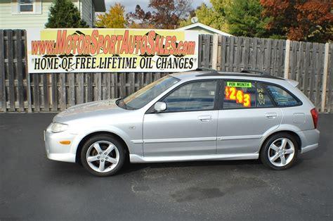 old car manuals online 2003 mazda protege free book repair manuals 2003 mazda protege 5 silver manual sedan car sale