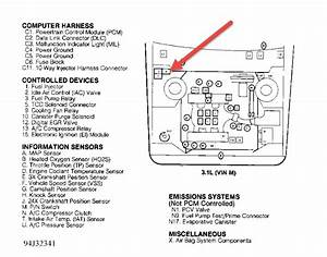 31 2003 Pontiac Grand Am Fuse Box Diagram