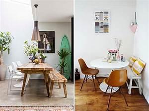 salle a manger avec banc maison design sphenacom With salle À manger contemporaineavec table salle a manger avec banc