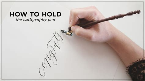 How To Do Calligraphy For Your Wedding Shutterfly