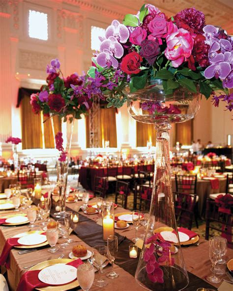 75+ Gorgeous Tall Centerpieces BridalGuide