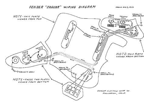 schematics 171 the goodies 171 fender s jazzmaster jaguar the higher evolution of offset waist