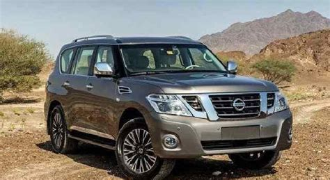 2019 Nissan Patrol Redesign And Specs  Suv Trend