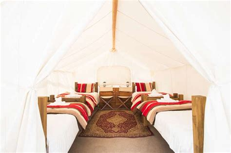 glamping    spots  families