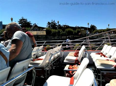 Rocket Boat by The Rocket Boat A San Francisco Ride