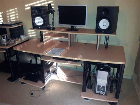 studio rta creation station studio desk cherry studio rta producer station image 716989 audiofanzine