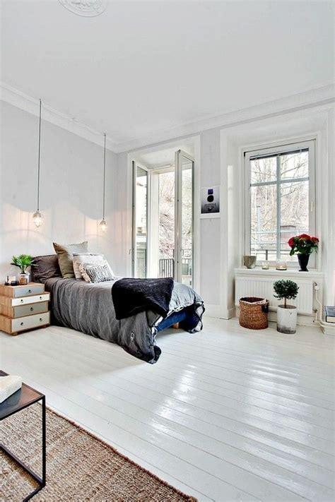 parquet de chambre les 25 meilleures idées concernant planchers peints en