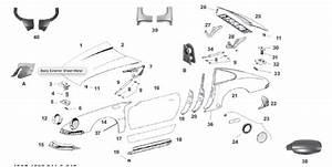 Porsche Early 911 Exterior Body Sheetmetal  Quarter Panels