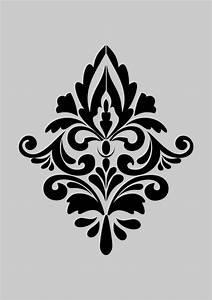 Best 25+ Damask stencil ideas on Pinterest