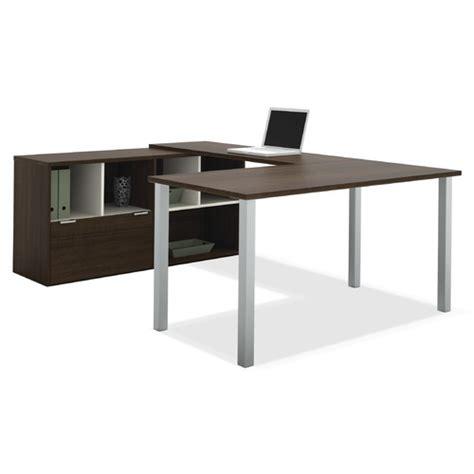 small u shaped desk creative design of u shaped desk for home office homesfeed