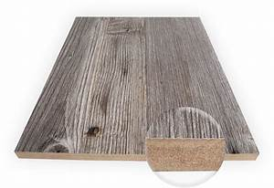Mdf Platten Betonoptik : mdf platten in rustikal geb rstetem altholz und edlem obstholz ~ Orissabook.com Haus und Dekorationen
