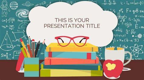 educator  powerpoint templates google