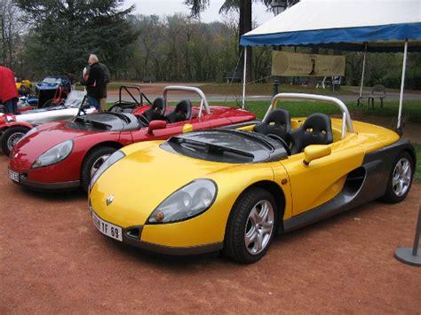 Cars renault sport spider - Auto-Database.com
