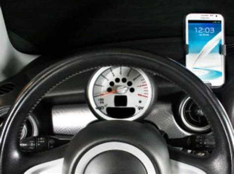 mini cooper iphone holder mini cooper phone mount holder application guide
