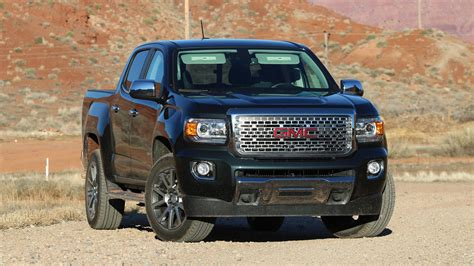 2017 Gmc Canyon Denali Review What Am I Paying For, Again?